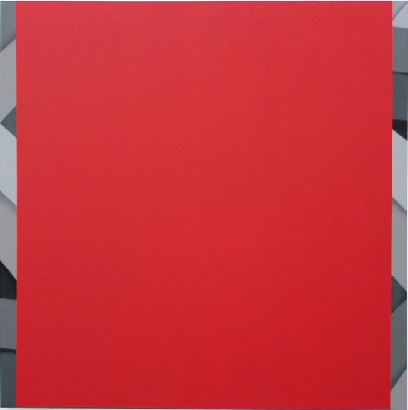 AASB Red 48x48in $4500