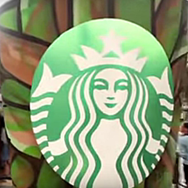 Starbucks Coffee Cup design by Apexer, San Francisco